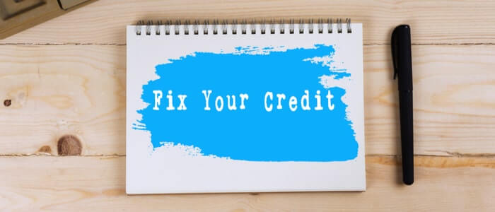 5 tips to repair your credit