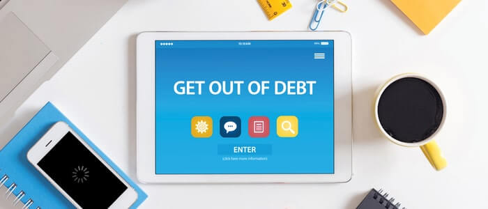debt advice to help you start the year
