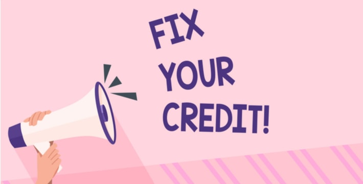fixing poor credit