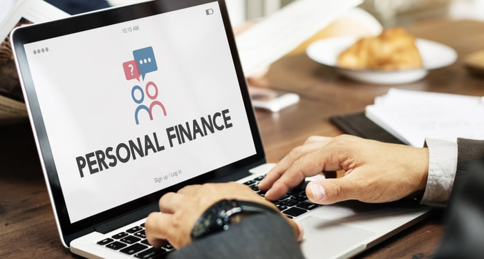 personal finance service
