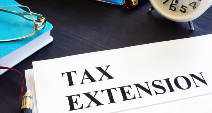 different ways of filing tax extension