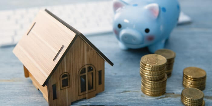 accumulating money to buy house