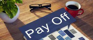 pay off cash advance loans
