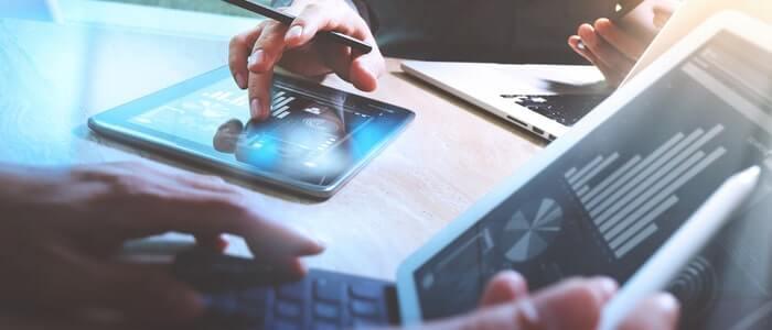 new tech loan industry