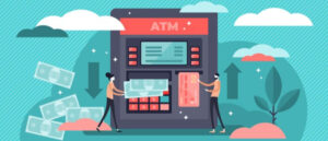 withdrawing too much cash